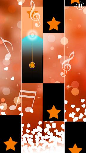 Orange Star Piano Tiles for PC