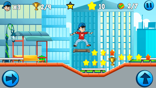Skater Kid 7.1.29.6 Screenshots 5