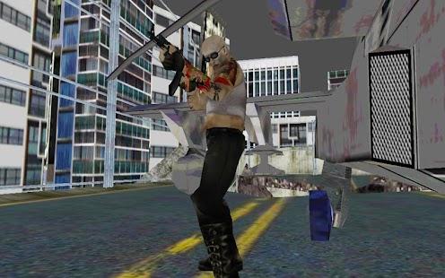 City Gangster Shooting VR - náhled