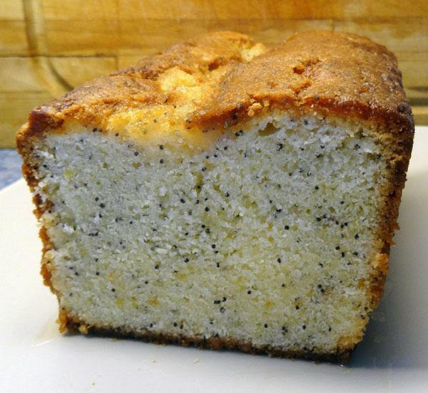 Rum-doused Lemon Poppy-seed Cake Recipe