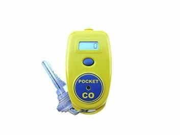 Pocket CO KWJ 72-9021 Carbon Monoxide Detector