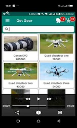 Get Gear - Hire photography gadgets APK screenshot thumbnail 1