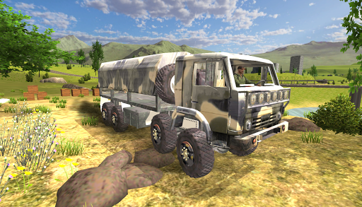 Truck Simulator 4x4 Offroad 1.10 Mod screenshots 4