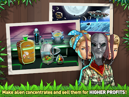 Weed Firm 2: Bud Farm Tycoon Screenshot
