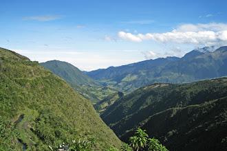 Photo: View from Chiri Boga Road