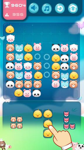 Animal Block Puzzle screenshot 2