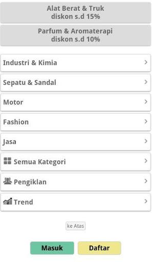 Jualan Online - Sentrapedagang 17011512 screenshots 2
