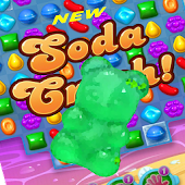 Tips:Candy Crush Soda New