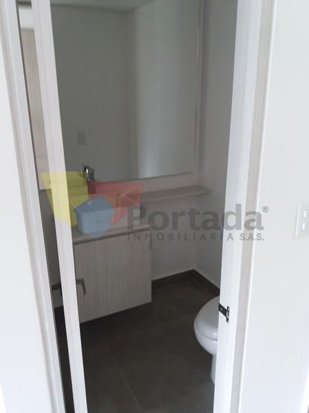 apartamento en arriendo loma del chocho 679-10205