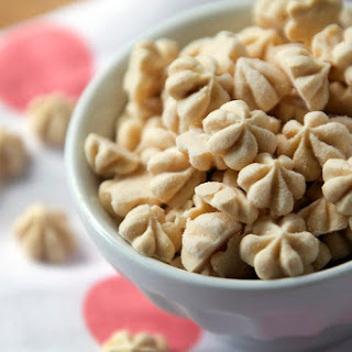 Peanut Butter Frozen Yogurt Drops