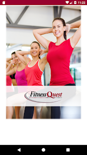 FitnessQuest - náhled