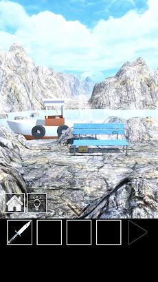 脱出ゲーム ボートのある道のおすすめ画像2
