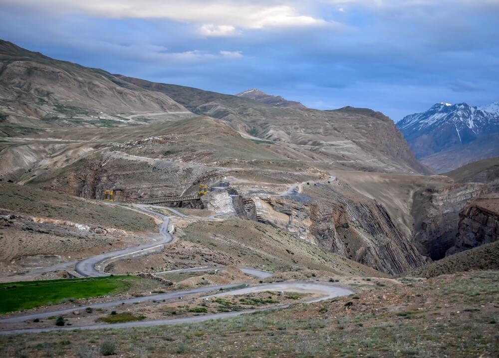 chicham+bridge+Spiti+valley