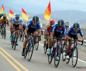 🎥 In Ronde van San Juan weten ze wel hoe ze een start moeten geven