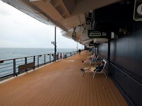 Photo: promenade deck 4
