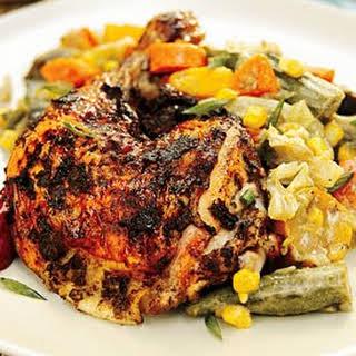 Jamaican Jerk Chicken recipe | Epicurious.com.