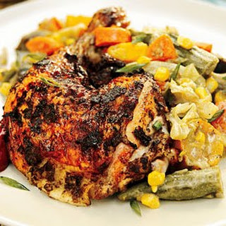 Jamaican Jerk Chicken recipe | Epicurious.com.
