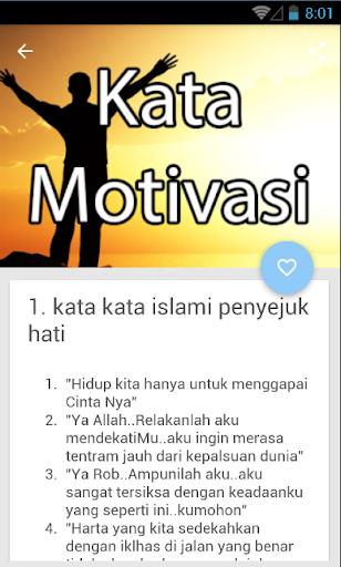 Skachat Kata Motivasi Islami Penyejuk Hati Google Play Softwares