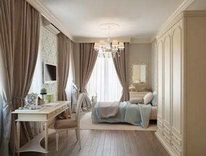 Idea Curtain Bilik Tidur Lakaran Kecil Tangkapan Skrin