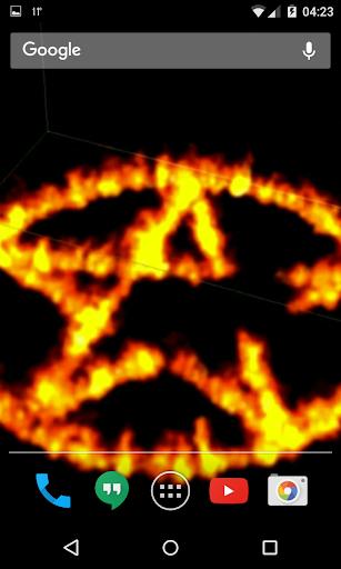 Pentagram Video Wallpaper  screenshots 4