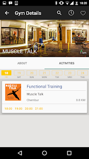 FITICKET - Fitness App India- screenshot thumbnail