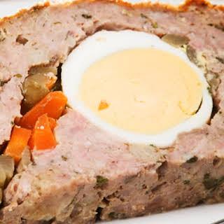 Tuscan Meatloaf.