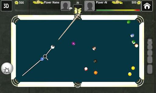 Play Pool Billards 3D