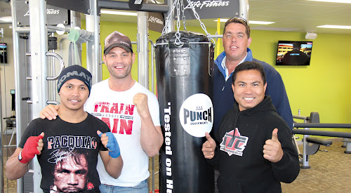 World class boxing event for Narrabri