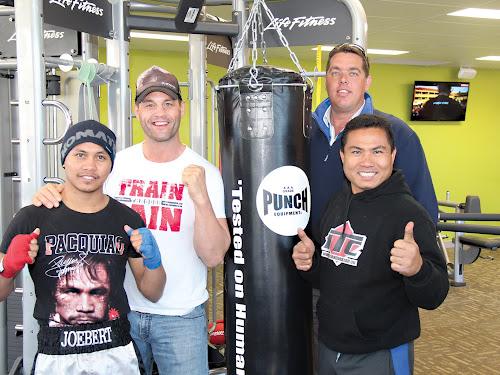 World class boxing event for Narrabri