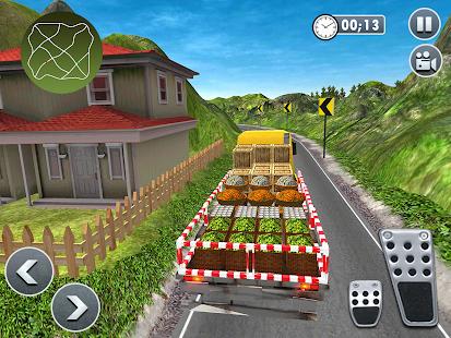 Extreme-Drive-Hill-Farm-Truck 15