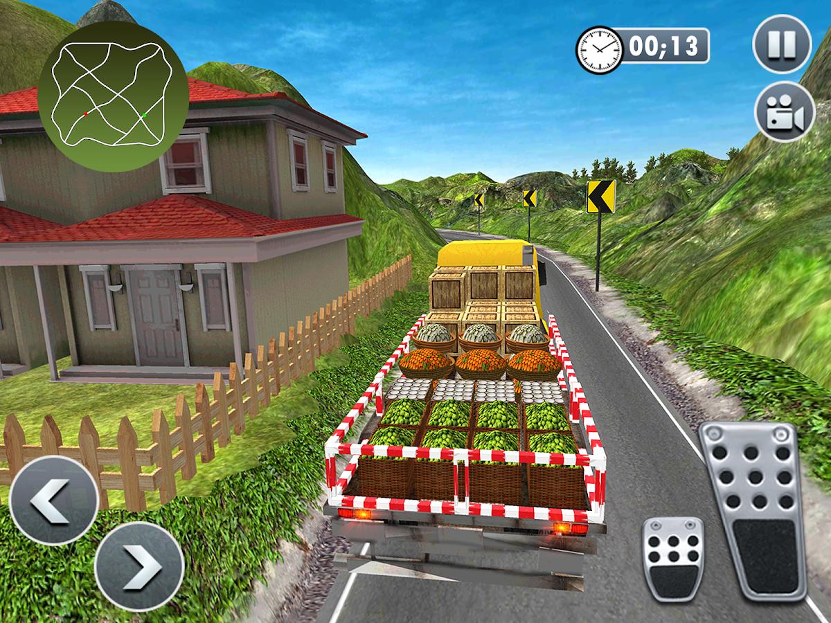 Extreme-Drive-Hill-Farm-Truck 39