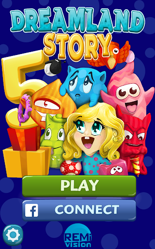 Dreamland Story: Toon Match 3 Games, Blast Puzzle modavailable screenshots 23