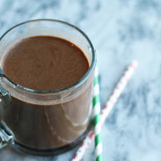 Paleo Autoimmune Protocol Hot Chocolate.