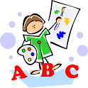 Alphabet Colouring Books Kids icon