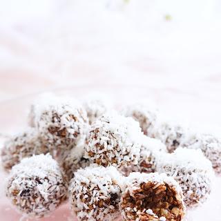 No-Bake Chocolate Mocha Snowbal