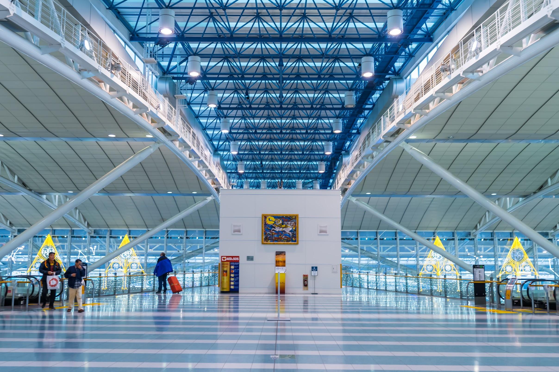 福岡空港 国際線ターミナル1