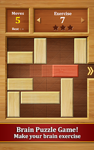 Move the Block : Slide Puzzle - náhled