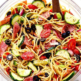 Spaghetti Salad Italian Seasoning Recipes