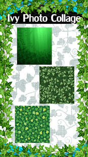 Ivy Photo Collage - náhled