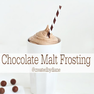 Chocolate Malt Frosting