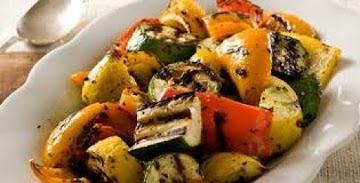 Grilled Summer Veggies Recipe