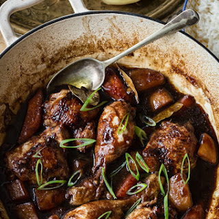 Filipino Chicken Adobo With Potatoes Recipes.