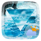 Scene GO Weather Widget Theme