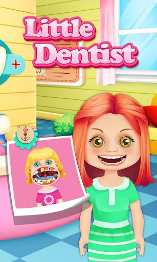 Little Kids Dentist - Dr Games