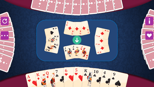 Hazari (u09b9u09beu099cu09beu09b0u09c0) - 1000 Points Card Game 1.0.7 screenshots 3