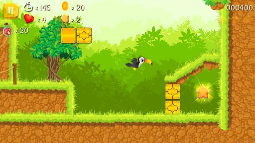 Super Kong Jump - Monkey Bros & Banana Forest Tale apktram screenshots 4
