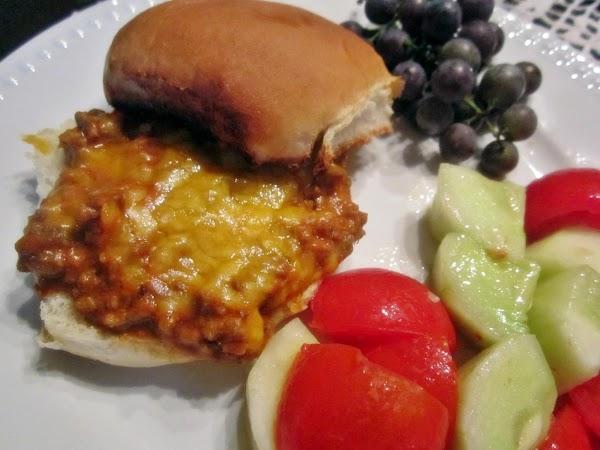 Hot Open-faced Sandwiches Recipe