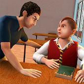 Hello Bully Teacher 3D