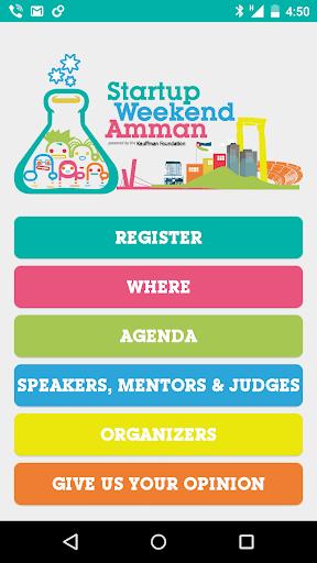Startup Weekend Amman