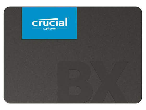 crucaial SSD